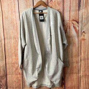 New! Nike Cardigan Sweater